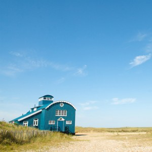 The Lifeboat House Blakeney Point