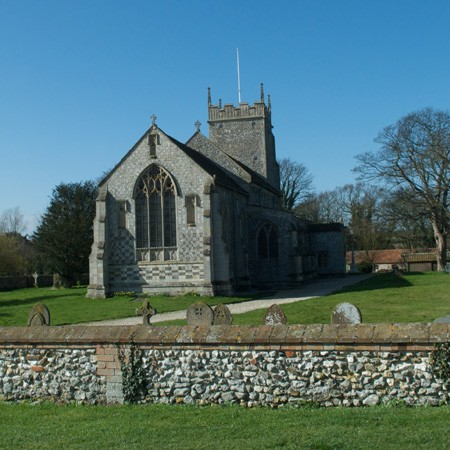 All Saints Church Burnham Thorpe