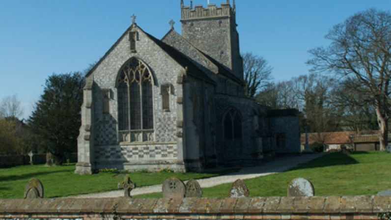 All Saints Church Burnham Thorpe