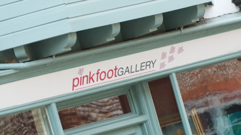Pinkfoot Galley Cley next the sea