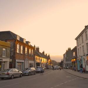 High Street Holt