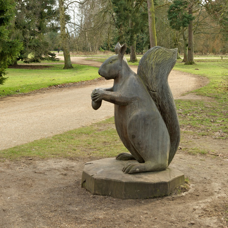 ringham Park Sculpture Trail