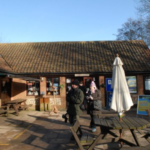 RSPB Visitors Center Titchwell