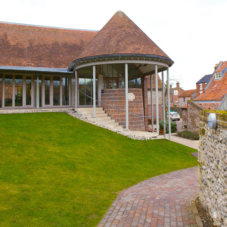 Norton's cafe Walsingham