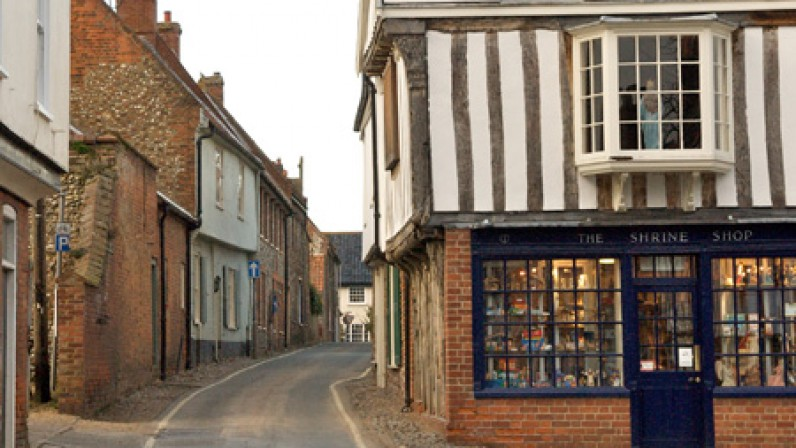 Walsingham Streets