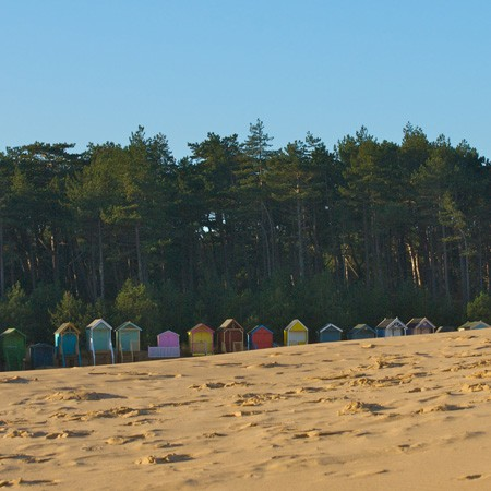 Wells next the sea Beach Huts