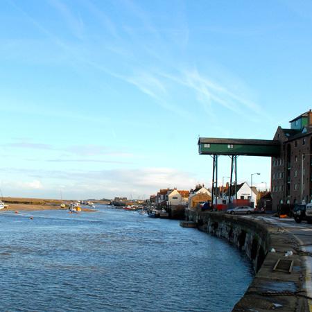 Wells next the Sea Quay