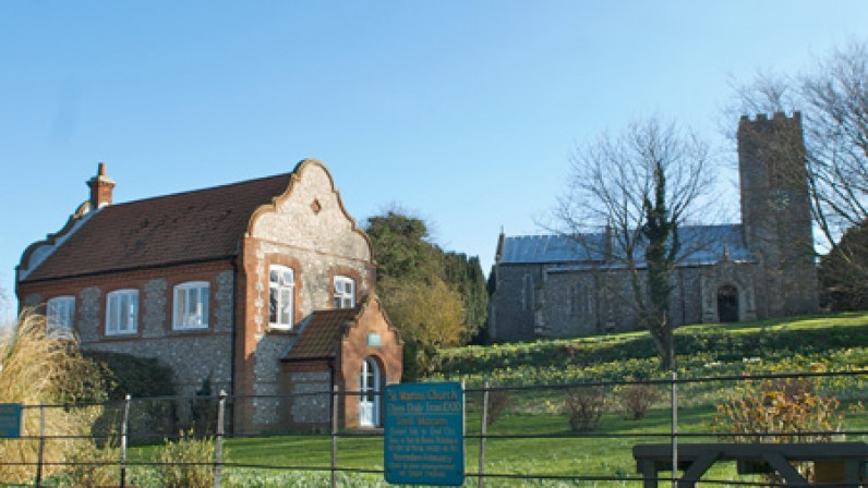 Shell Museum at Glandford