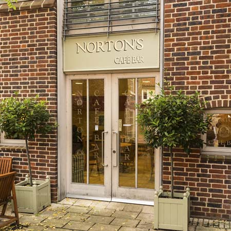 Norton's Entrance