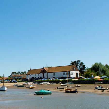 Burnham Overy Harbour Boat House